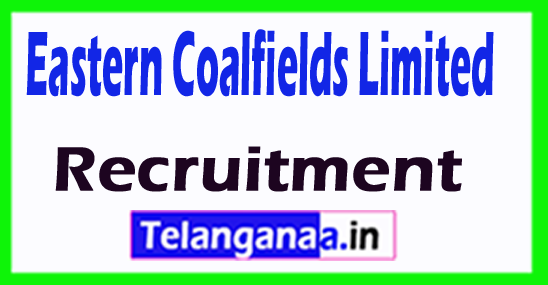 Eastern Coalfields Limited (ECL) Recruitment
