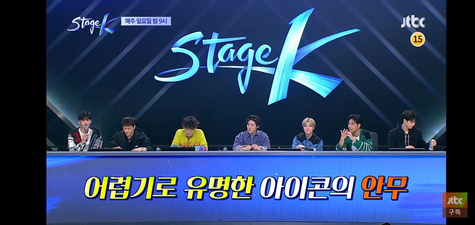 iKON on JTBC Stage-K Preview - iKON Updates