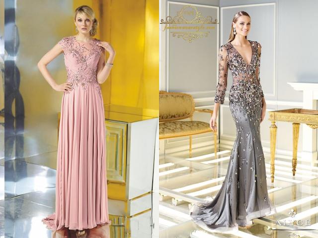 ALYCE Paris Fantastic Dresses www.fashionwearstyle.com