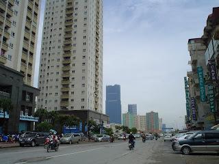 Keangnam Tour Hanoi (Vietnam)