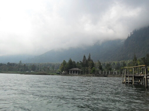 Lake Bratan Bali Sightseeing Tours & Subak Water System , Floating Water Temple Bali