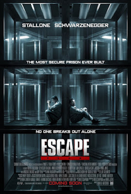 Poster of Escape Plan 2013 Full Dual Audio Hindi 480p BRRip