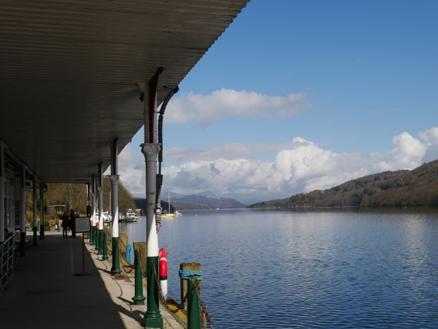 Windermere Cumbria Lakeside