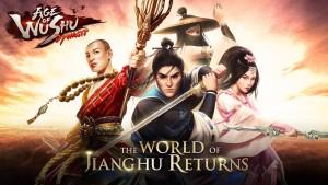 Ikon Age of Wushu mod apk