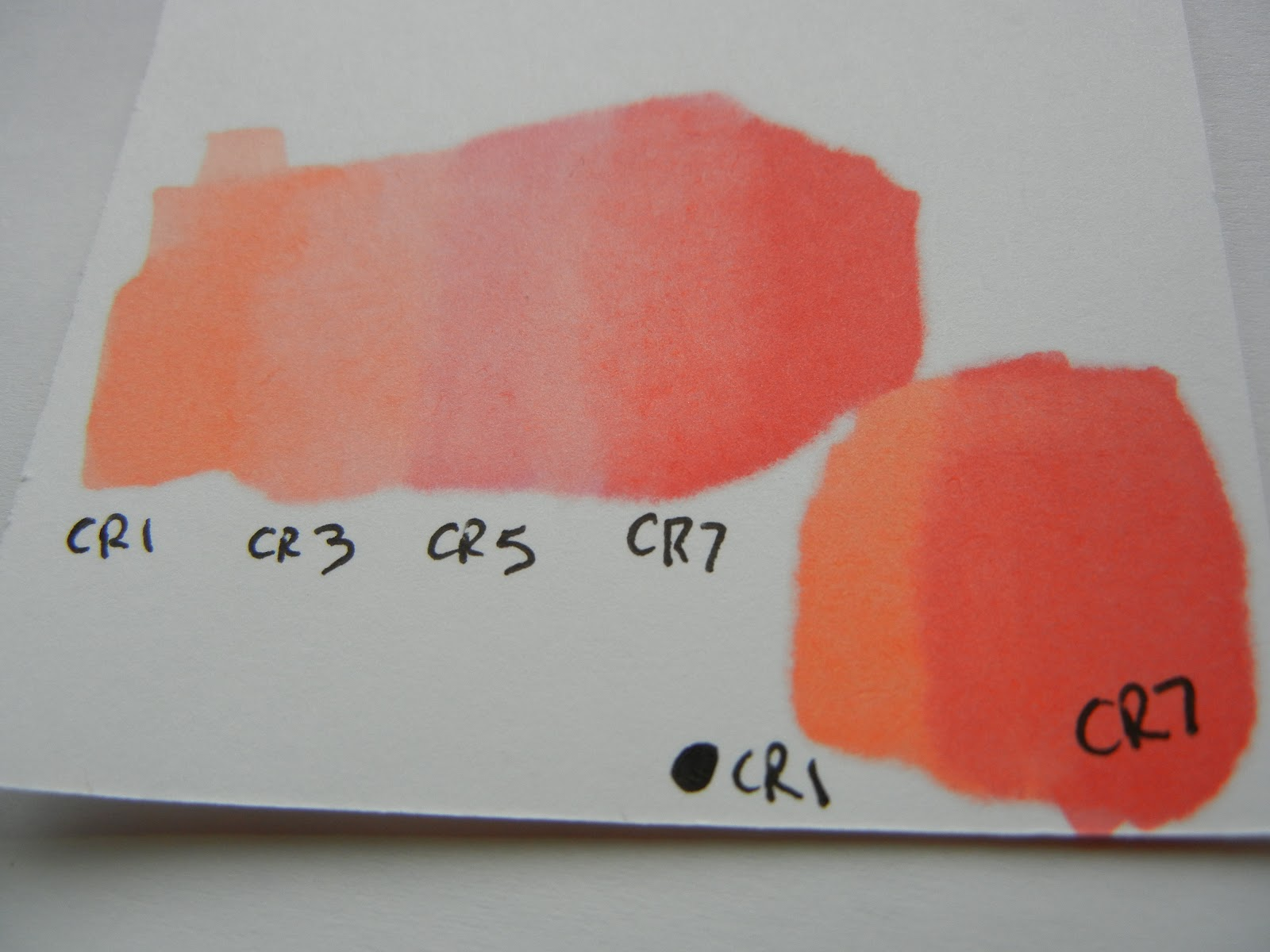 There Are 11 Pens In The Coral Range And I Found They All Blended Wonderfully You Could Even Skip Some Colors Order To Get A Richer Deeper Color