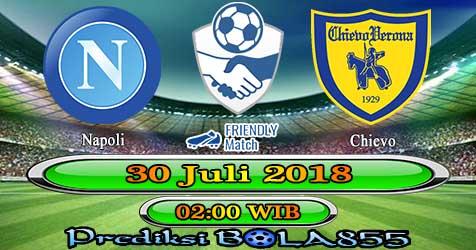 Prediksi Bola855 Napoli vs Chievo 30 Juli 2018