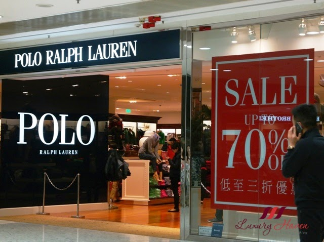 hong kong factory outlets shopping polo ralph lauren