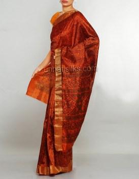 Of substituting nylon for silk