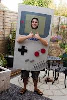 disfraz Gameboy
