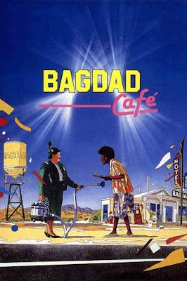 Bagdad Cafe Poster
