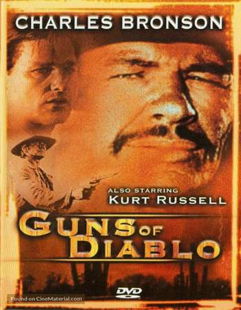 Poster Of Guns of Diablo 1965 Dual Audio 576p SATRip [Hindi - Dutch] Free Download Watch Online downloadhub.in