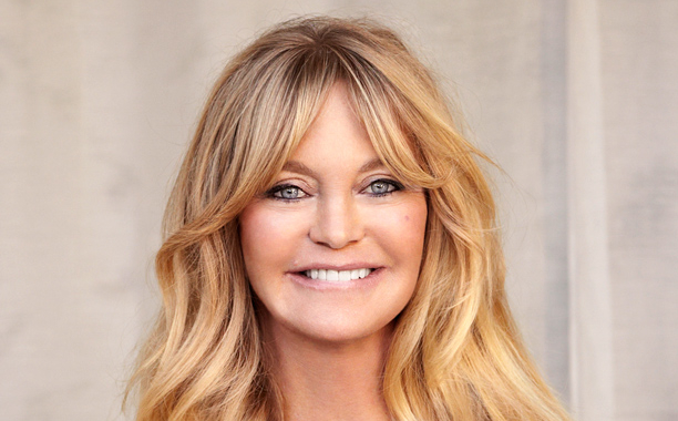 Goldie Hawn in talks to play Amy Schumer's mother in upcoming comedy