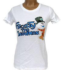 Frosty the Snowman T-Shirt