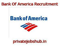 Bank Of America Recruitment