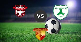 Gaziantepspor - AÇ GiresunsporCanli Maç İzle 04 Mayıs 2018