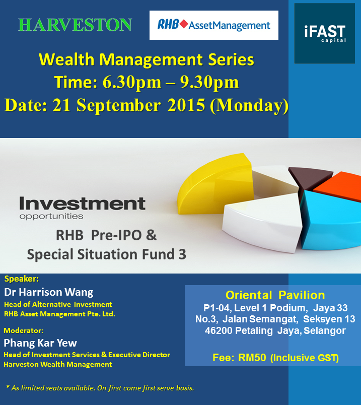 Rhb pre ipo & special situation fund 2