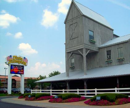 Restaurant Near Comedy Barn