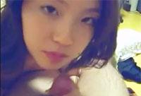 Gadis Cantik Korea Ngesek