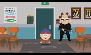 South Park Episodio 15x08 Ano Berger