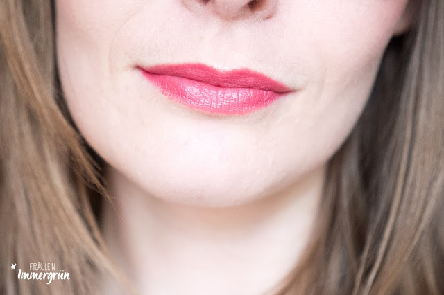 Couleur Caramel Twist & Lips // 411 Rosa