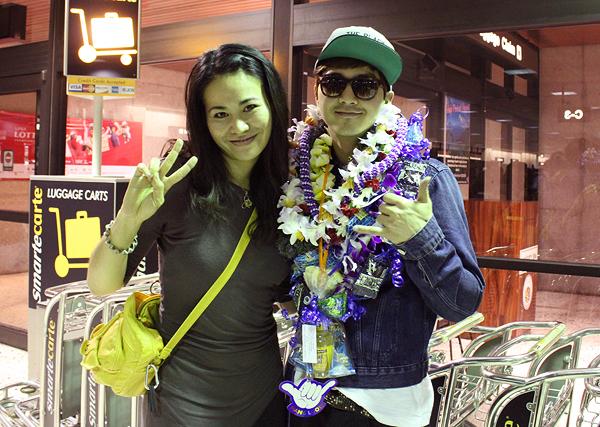 GRRRLTRAVELER & Kim Ji Hun