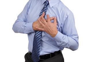 Penyebab sakit jantung