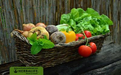 Preparar la ensalada ideal para bajar de peso