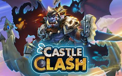 castle clash age of legends mod apk