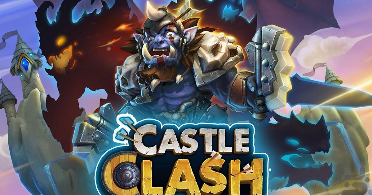 Image Result For Castle Clash Mod Apka