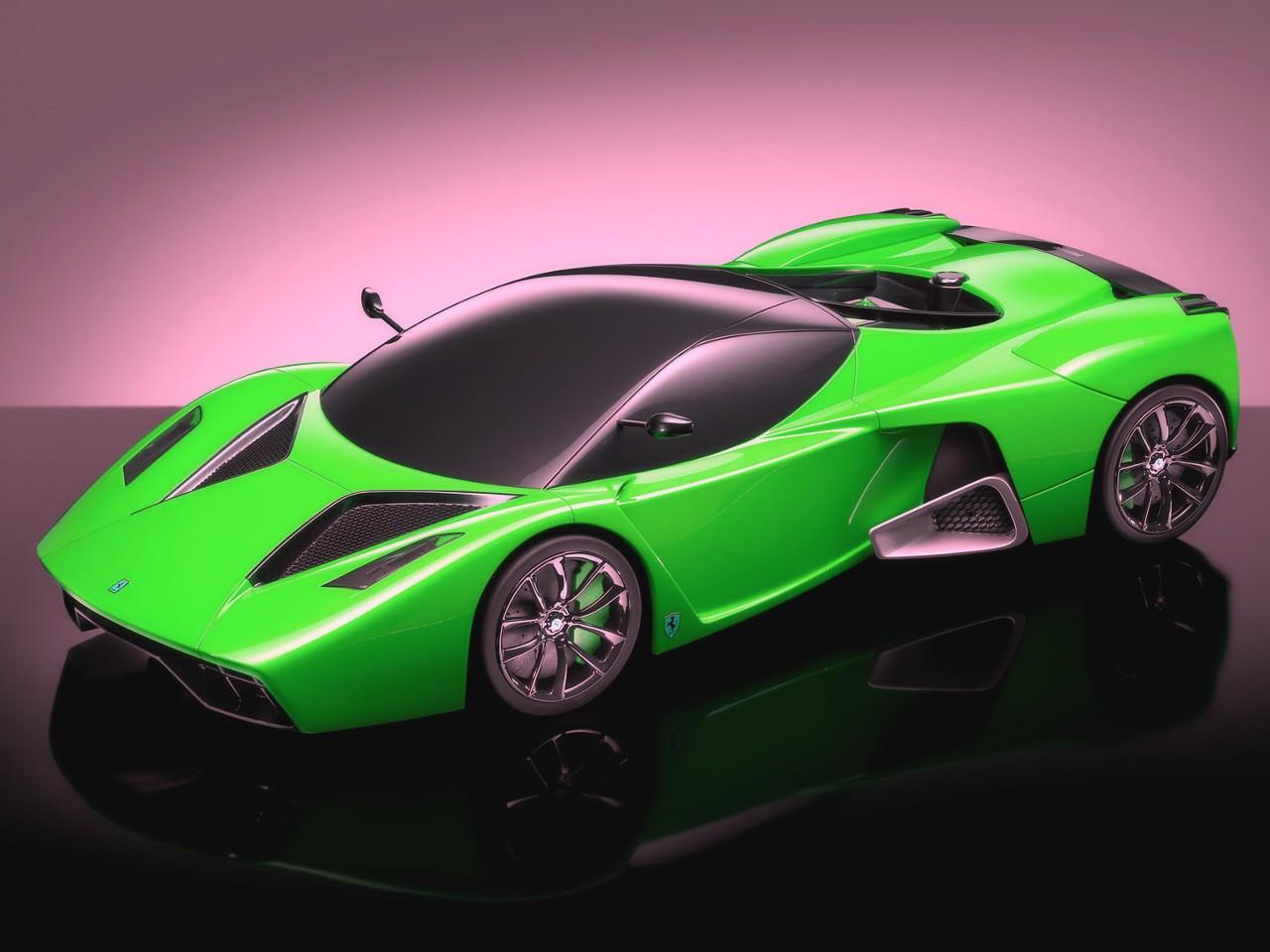 Fond D'écran Animé Ferrari