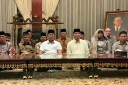 Imbauan Prabowo Untuk Aksi 22 Mei: Perjuangan Kita Harus Damai Dan Jauh Dari Kekerasan!
