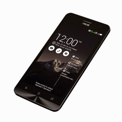 Zenfone black