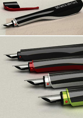Creative Pen Inspired Products and Designs (15) 14