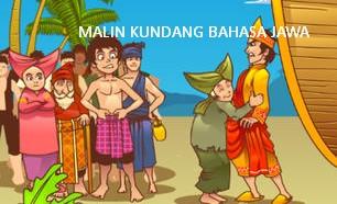 Cerita Rakyat Bahasa Jawa Malin Kundang
