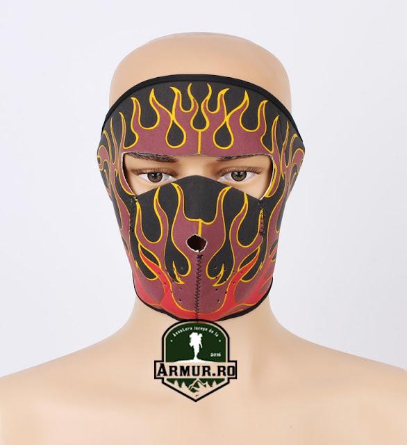 masca neopren neagra