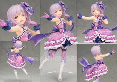 Figura Sachiko Koshimizu Jishou Kanpeki Ver. THE IDOLM@STER Cinderella Girls