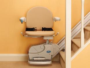 état monte escalier handicapé