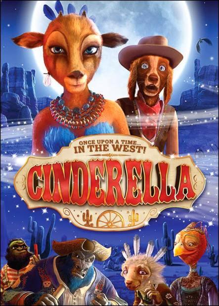 Cinderella Once Upon A Time in The West ซินเดอเรลล่า ผจญจอมโจรทะเลทราย