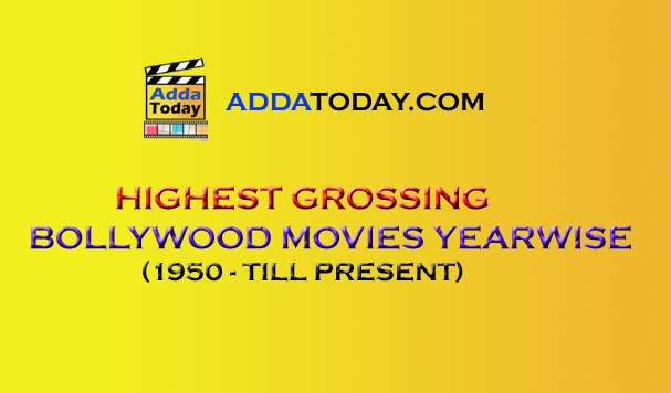 Top grossing bollywood movies of all time
