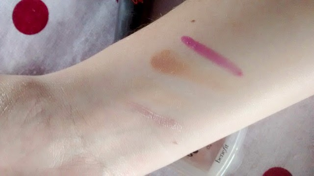Best Of Benefit Swatches