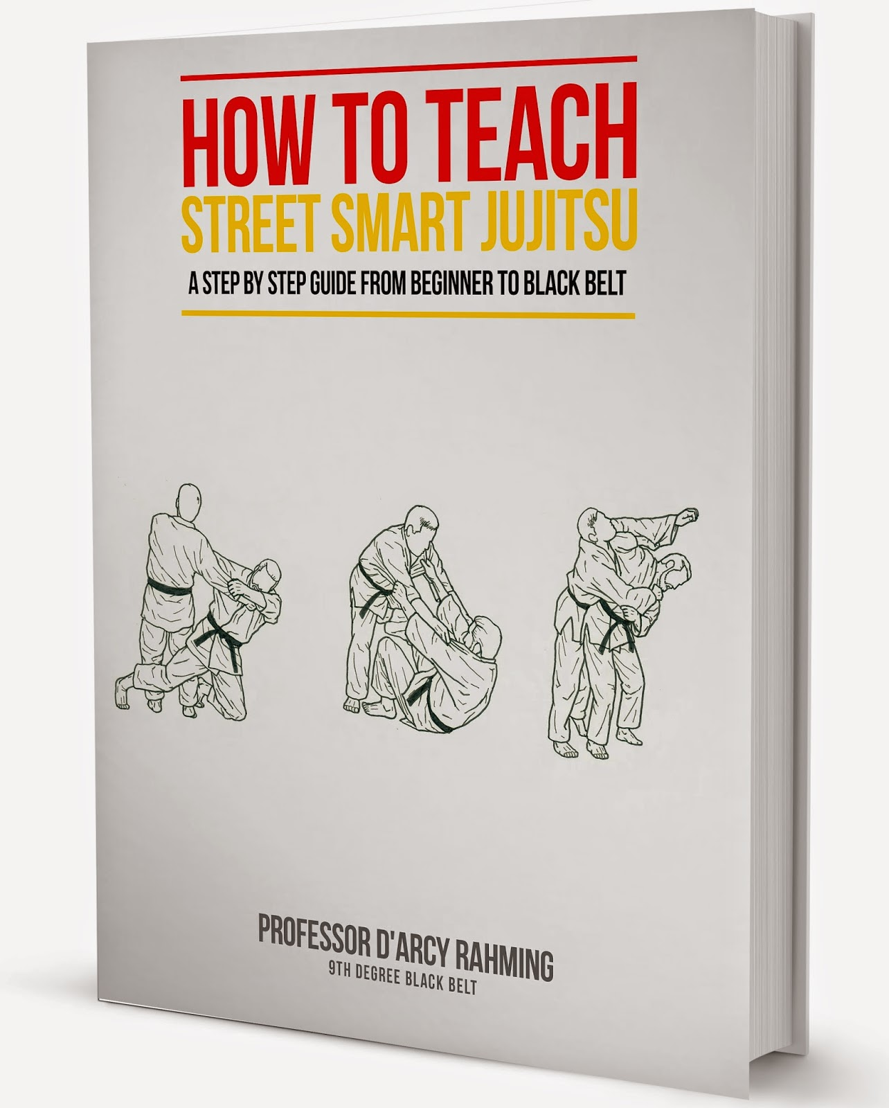 Warning: This book is the teacher's manual for anyone who currently teaches  a martial art and is interested in teaching a self protection style of  Jujitsu.