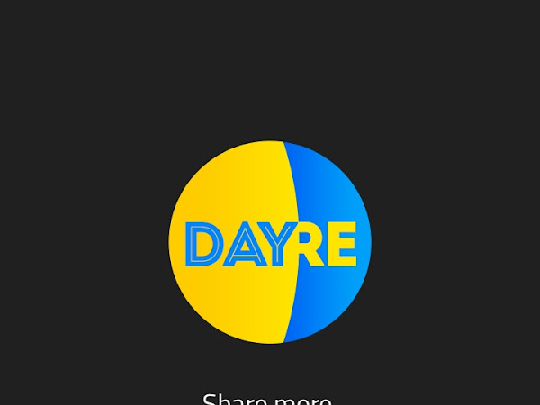 Blogging on the go with Dayre