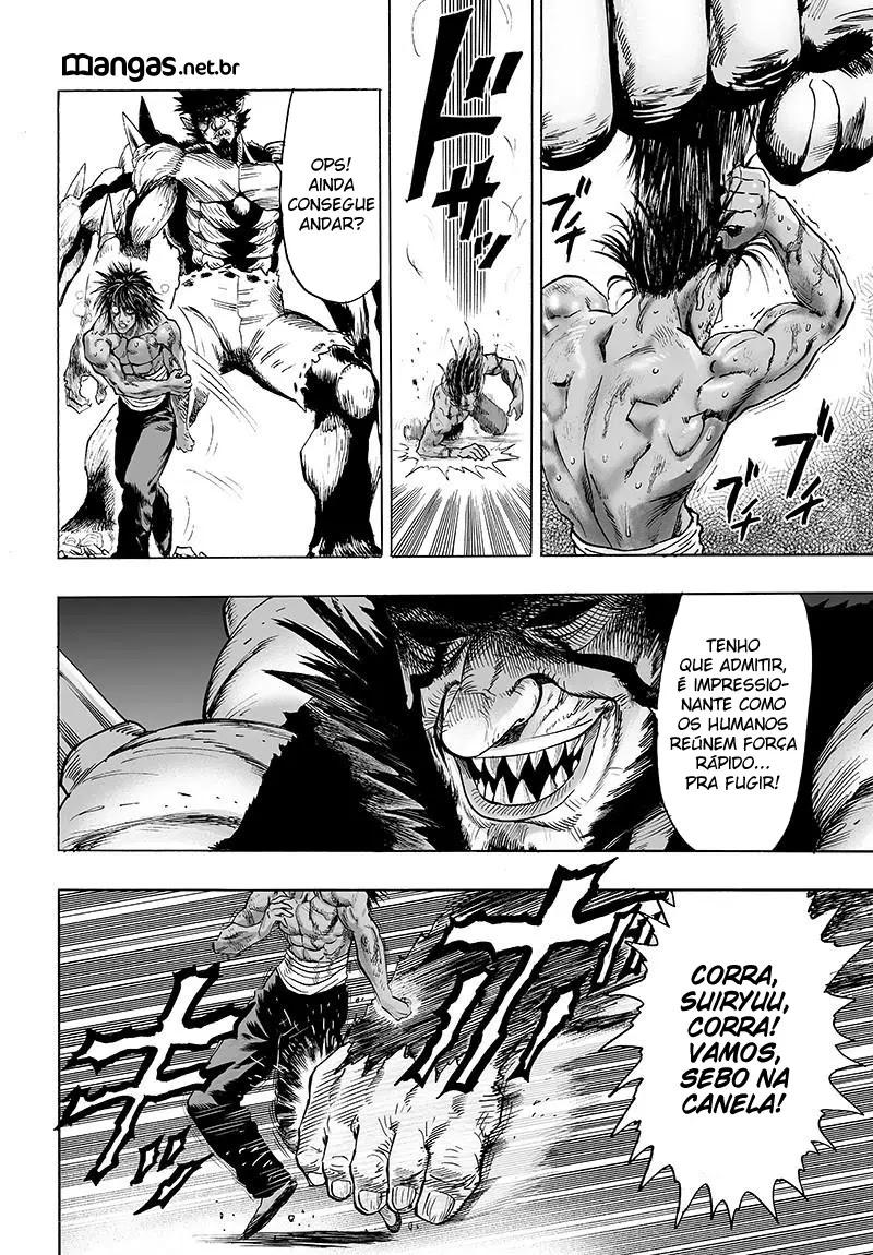 One Punch Man Mangá 115