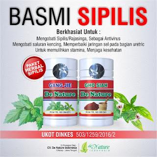 Obat Sipilis Ringan