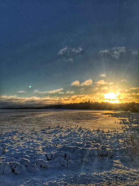 winter talvi valokuvaus photography Kitee Suomi Finland Olympus OM-D E-M10