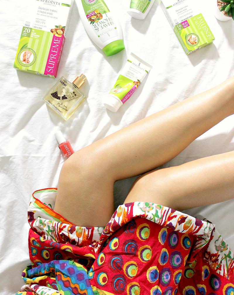 Kozmetika Afrodita proizvodi za depilaciju