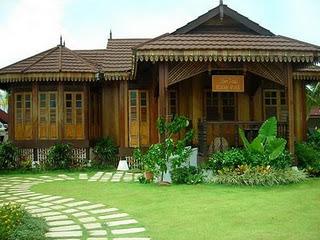 Perbezaan Pembinaan Rumah Tradisional Dan Moden