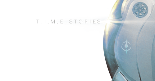 Novinka: T.I.M.E Stories