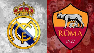 PREVIEW Real Madrid vs AS Roma Jelang Laga Di Liga Champions