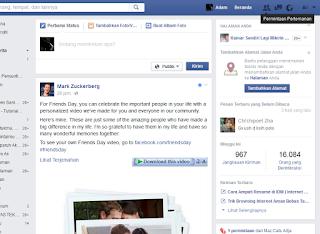 Cara Login Facebook Tanpa Menggunakan Email